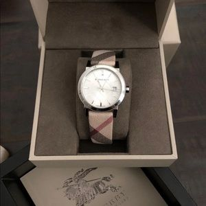Burberry Watch Needs Battery